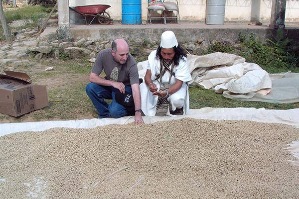 ANEI. Associació de productors agroecològics indígenes y campesin@s de la Sierra de Santa Marta