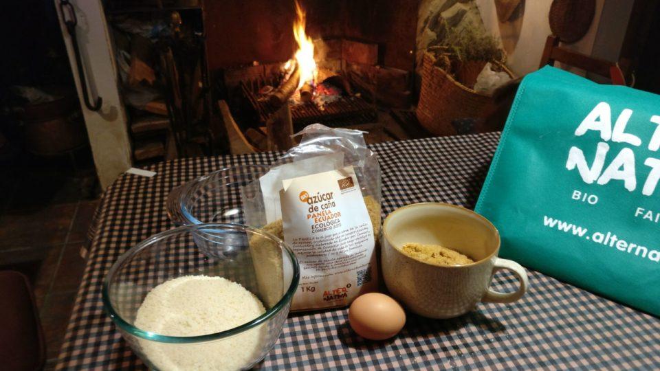 recepta de massapà