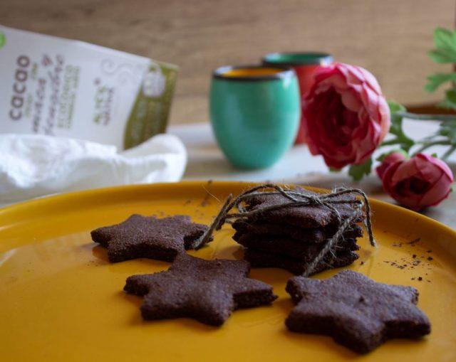 Galletas cacao con superfoods