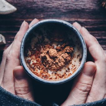 recetas con cacao