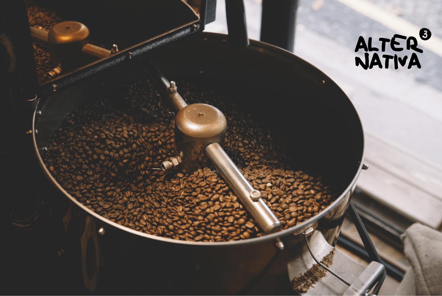 preparar cafè