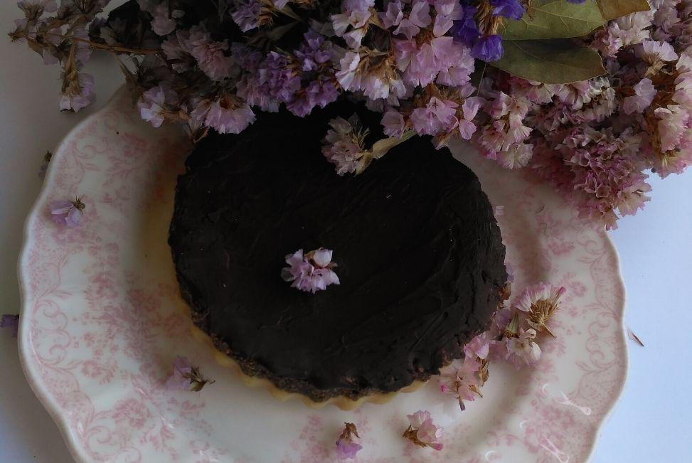 tarta de café