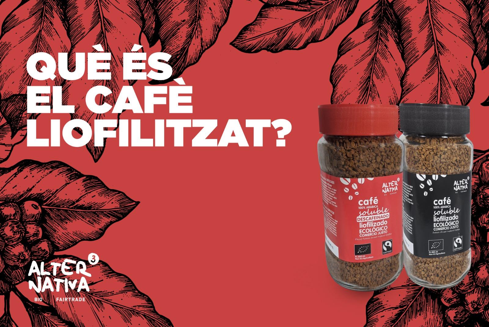 cafè liofilitzat