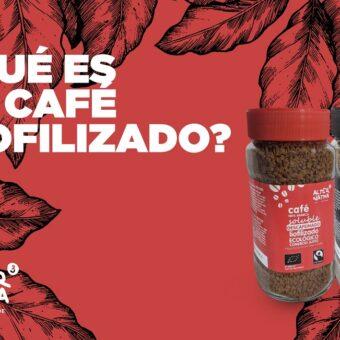 café liofilizado