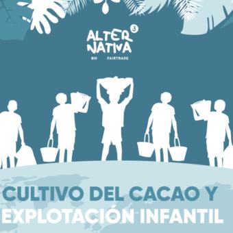 CULTIVO DEL CACAO Y EXPLOTACIÓN INFANTIL - AlterNativa3