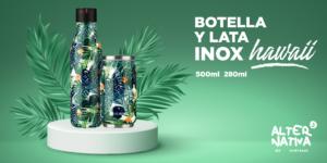 Latas y botellas de AlterNativa3